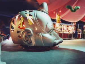 """""""VarekaÏ"""" Cirque du Soleil 2003"""